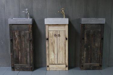 Landelijke Toiletmeubels & Toiletkasten