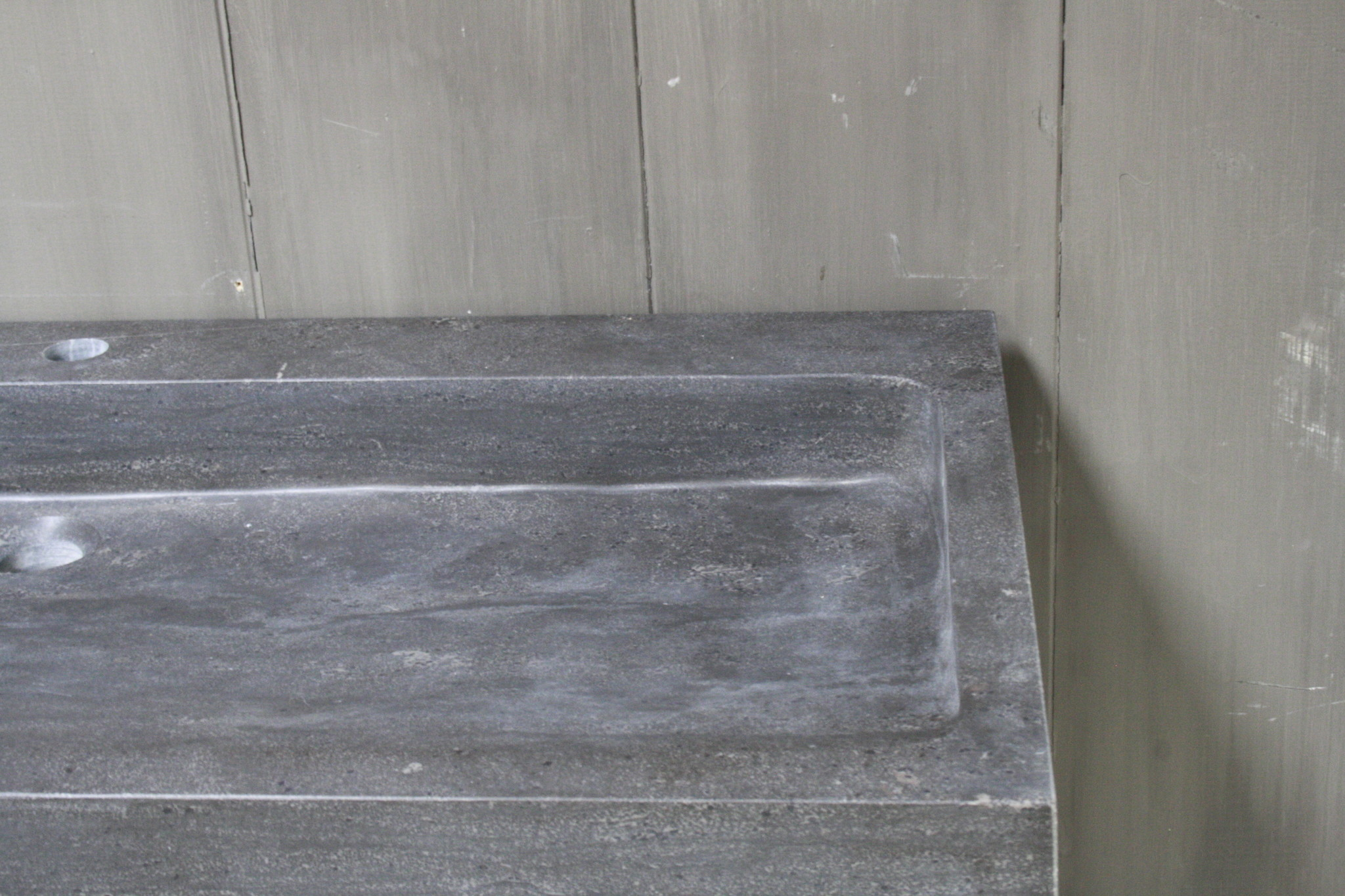 Limbana Natuursteen Meubelwastafel 100 cm 1 kraangat-4
