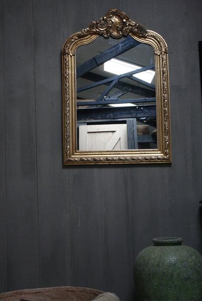 Kuifspiegel Barok Roma Goud 117 x 80 cm