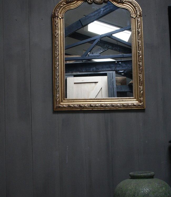 Rene Houtman Kuifspiegel Barok Roma Goud 117 x 80 cm