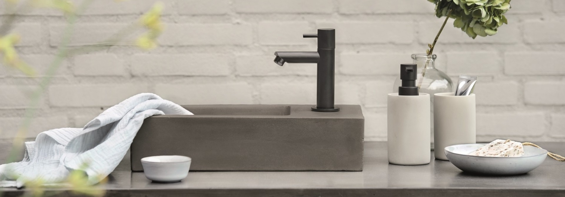 Fonteinsets toilet - Mix & Match