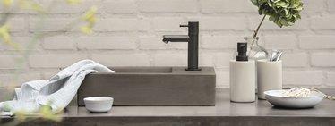Complete fonteinsets toilet bij Rene Houtman