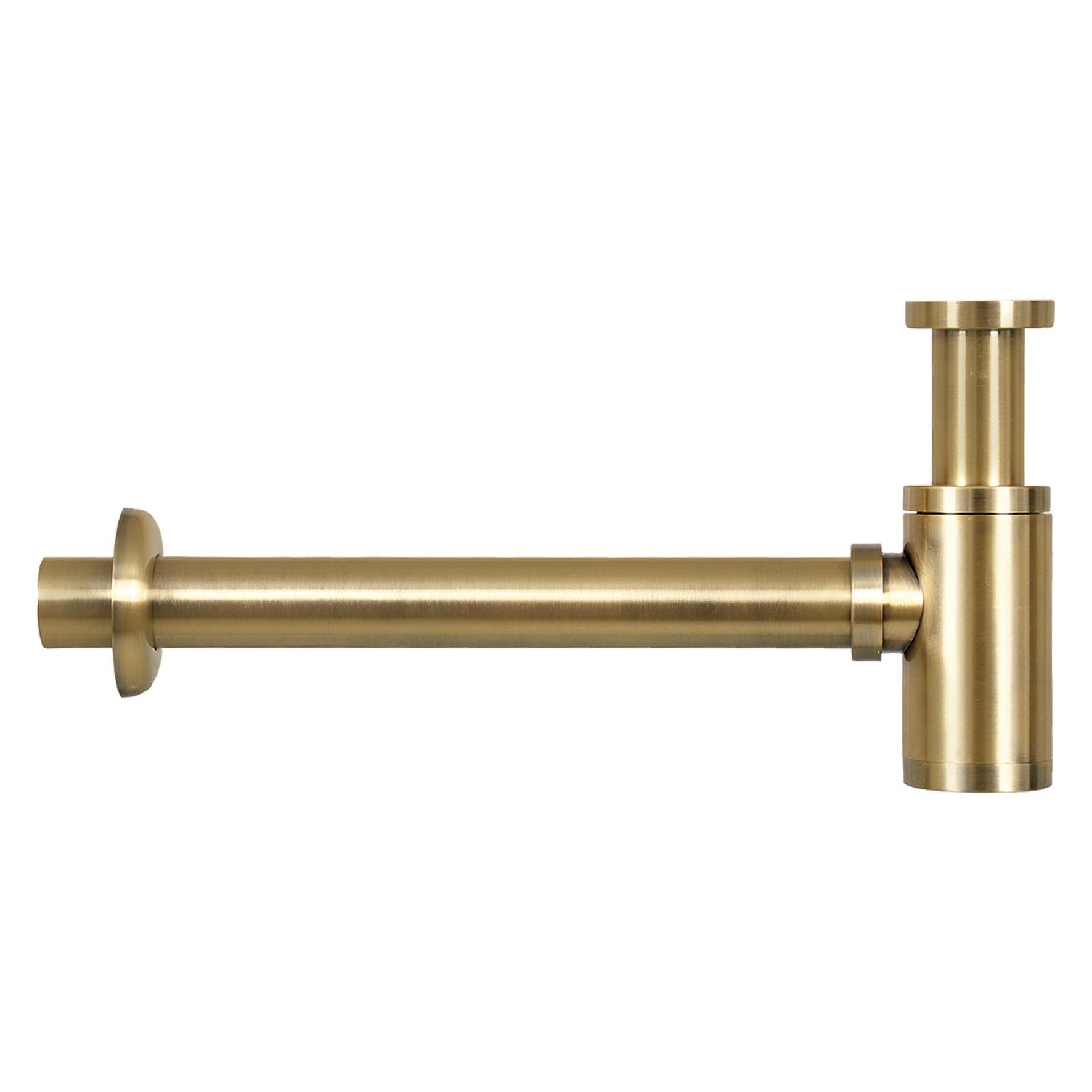 Davido fonteinset - keramiek - kraan mat goud-4