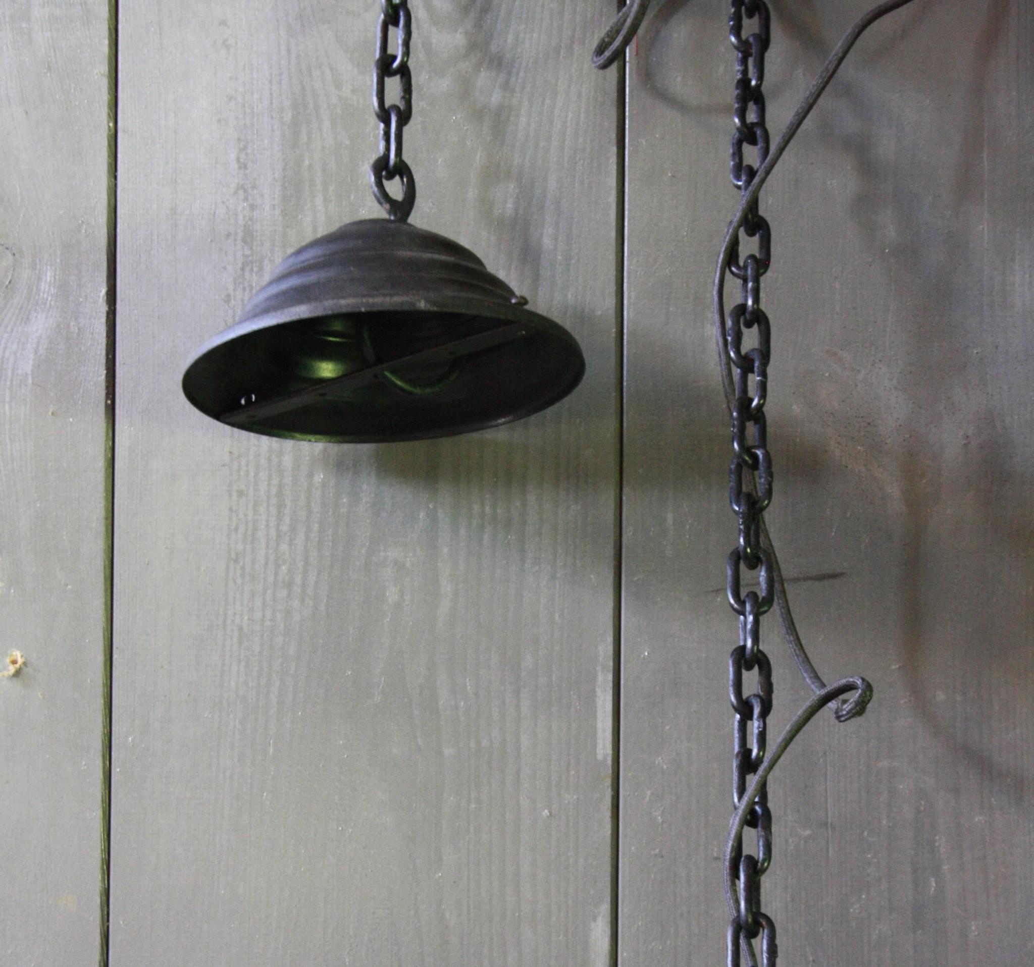 Landelijk metalen hanglamp Katie 65 x 50 cm-5