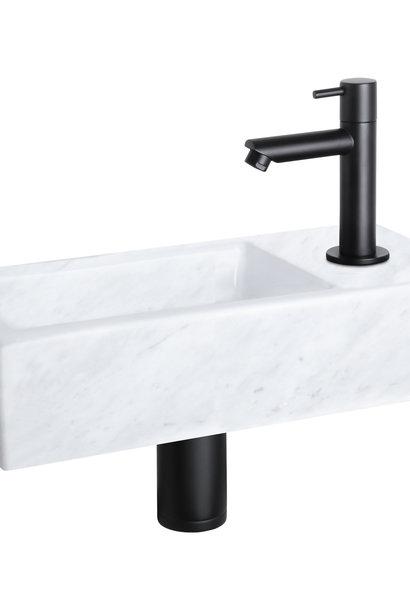 Helios fontein – Marmer 18,5 x 37,5 x 9,5 cm