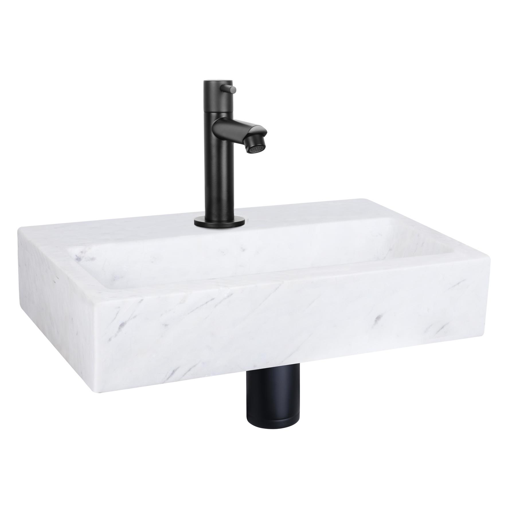 Flat fontein – Marmer 24 x 38 x 8 cm-3