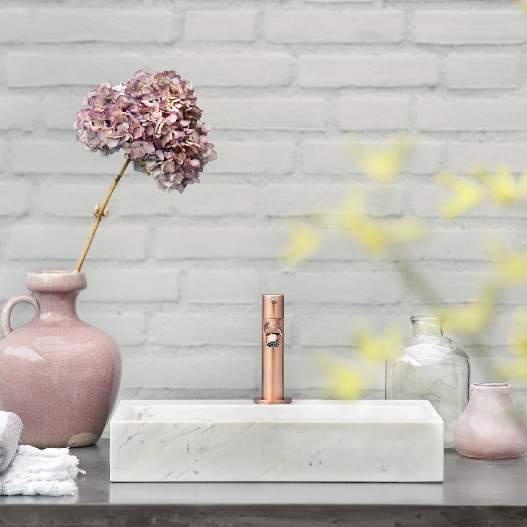 Flat fontein – Marmer 24 x 38 x 8 cm-1