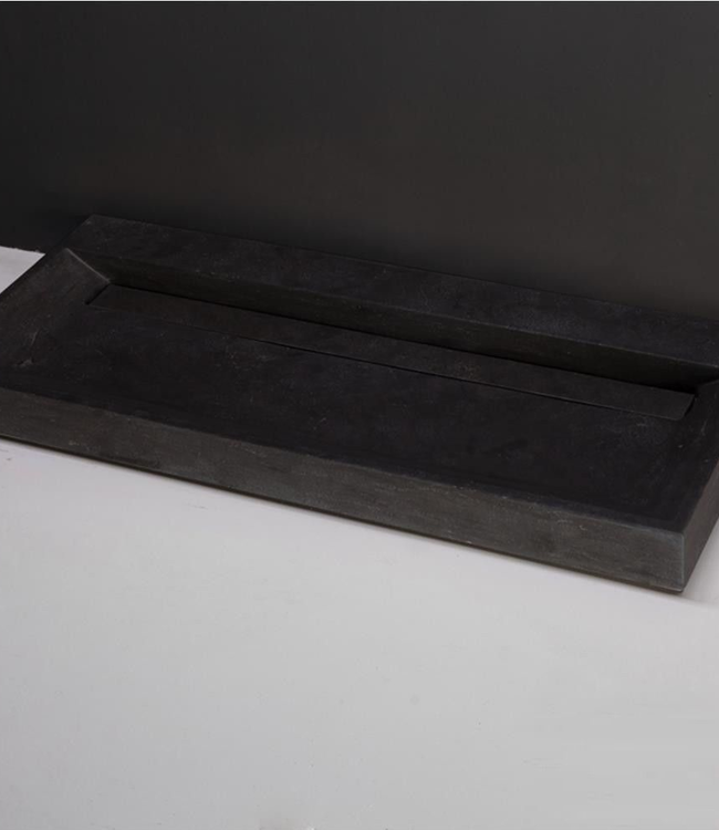 Rene Houtman Wastafel Natuursteen Gezoet 100,5x51,5x9 cm