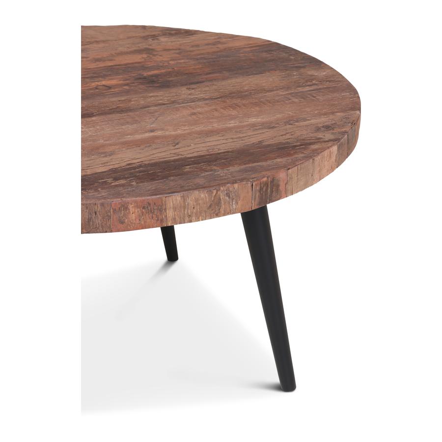 Salontafel Marrie 80x44 cm oud hout-2