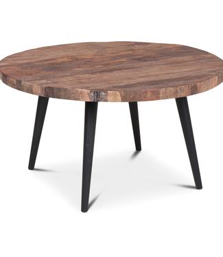 Rene Houtman Salontafel Marrie 80x44 cm oud hout
