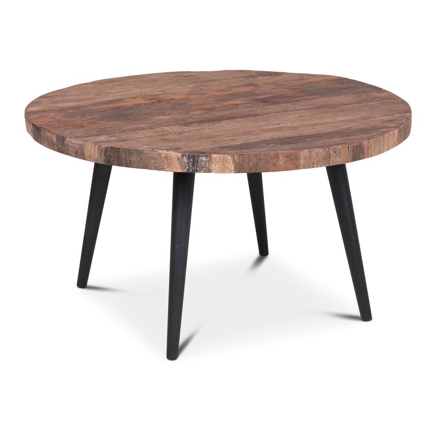 Salontafel Marrie 80x44 cm oud hout-1