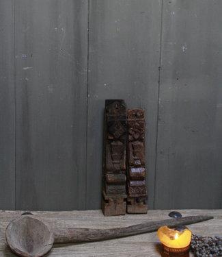 Rene Houtman Oude Nepalese lepel 67x13 cm
