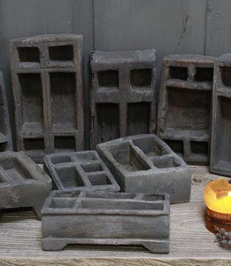 Rene Houtman Authentieke oud houten steenmal