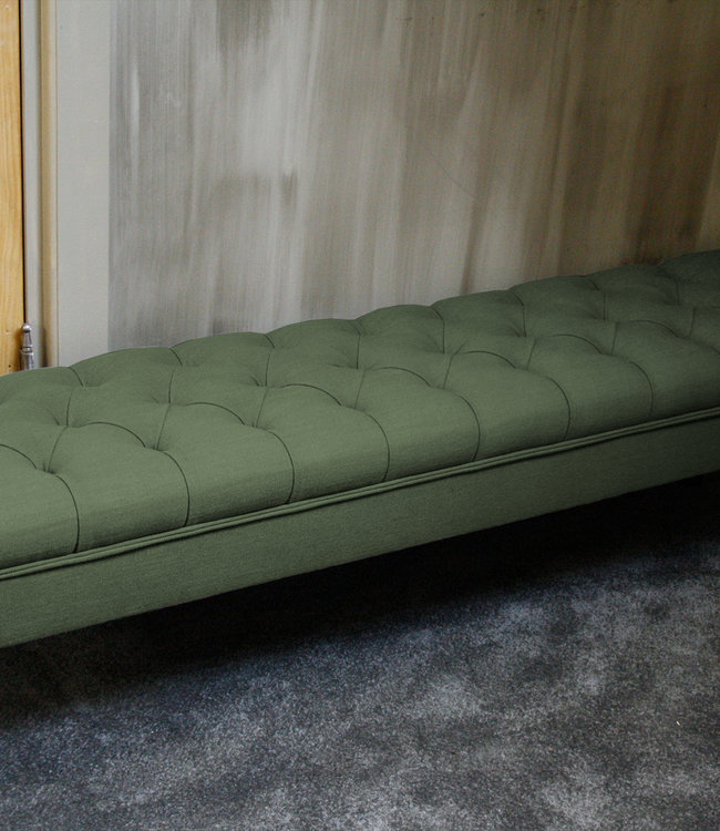 Rene Houtman Bedbankje Gecapitonneerd Turtle 160 cm