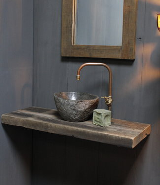 Rene Houtman Aleida Houten Toiletset Sober - 50 tot 100 cm