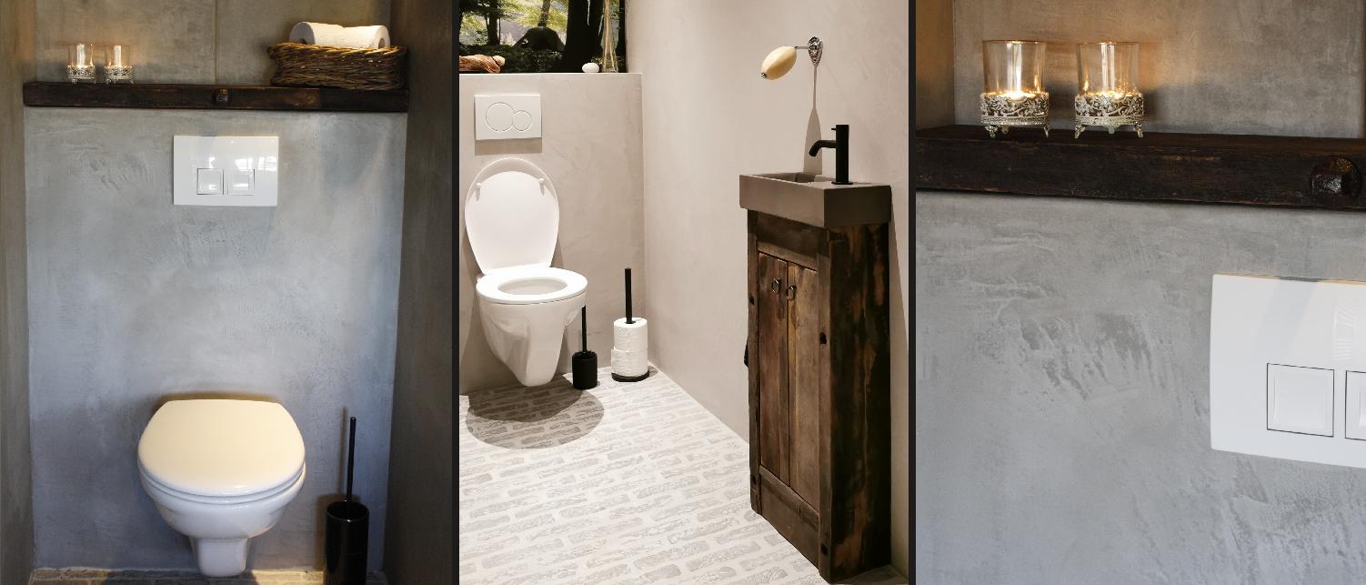 Online zelf je toiletmeubel samenstellen