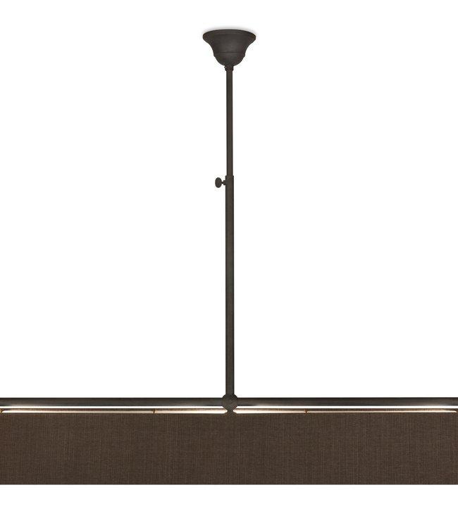 Frezoli Lampenkamp  voor Vechia 3 Smal - L130 cm