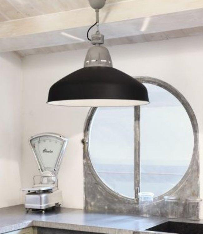 Frezoli Torr Hanglamp XL -  Grijs/zwart