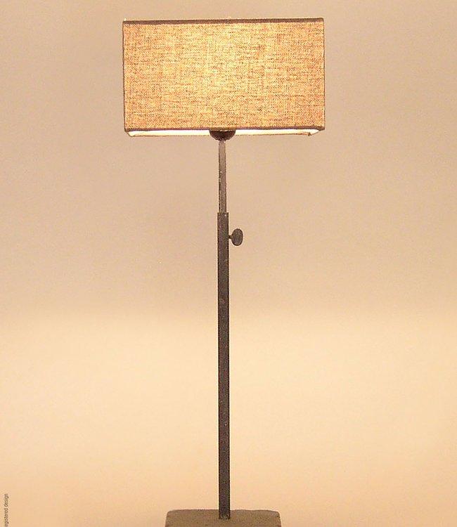 Frezoli Ton Staand Model Voor Tafellamp -  25 cm