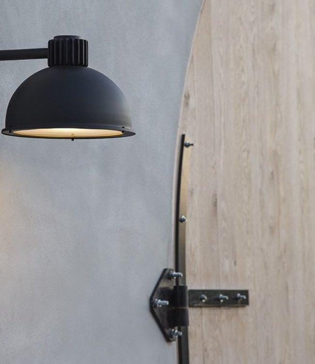 Frezoli Raz Wandlamp - Mat Zwart