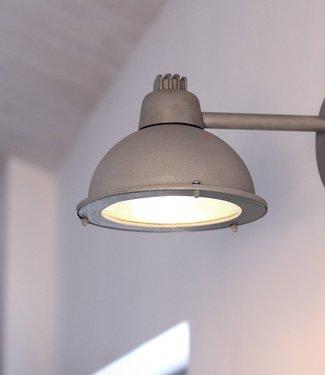 Frezoli Nass Wandlamp -  Aluminium