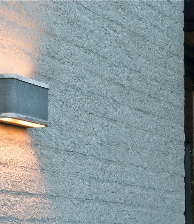 Frezoli Barr Large Wandlamp - Loodkleur