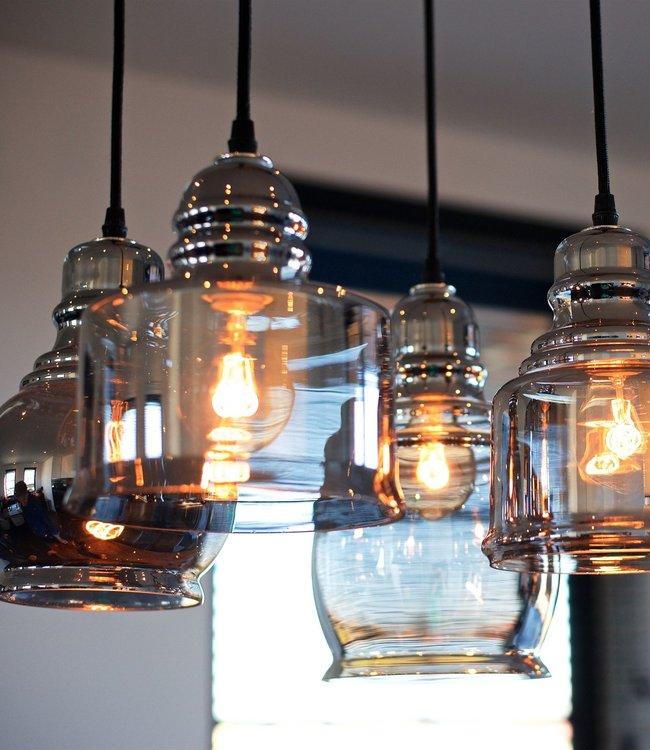 Richmond Bryon Hanglamp - H106 x B106 cm