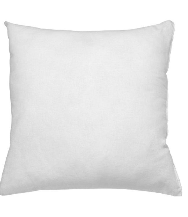 Bazar Bizar Witte Binnenkussen Vierkant - 60x60