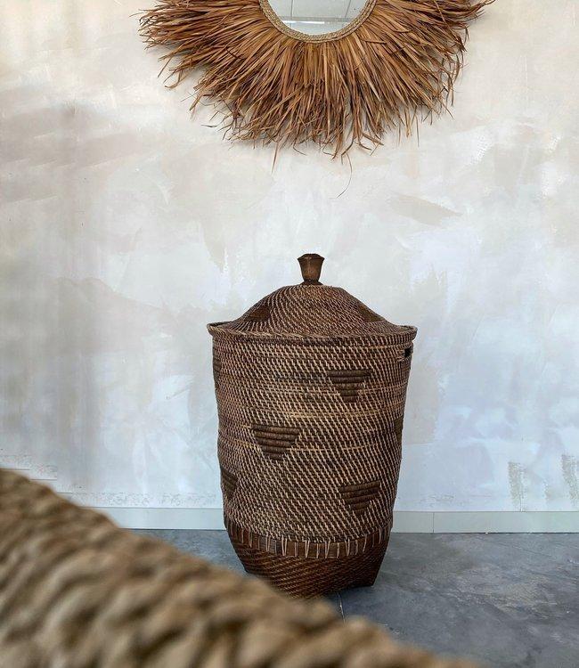 Bazar Bizar Colonial Laundry Basket - XL
