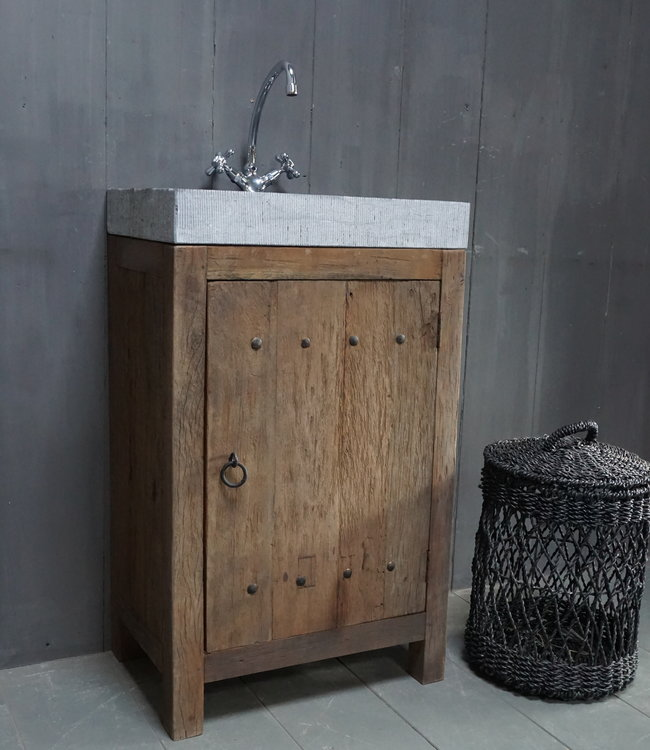 Rene Houtman Toiletmeubel/Badkamermeubel Jinte - Landelijk