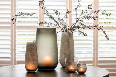 Dutz Vazen, schalen, potten & windlichten