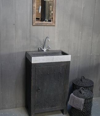 Rene Houtman Toiletmeubel/Badkamermeubel Brady - Landelijk