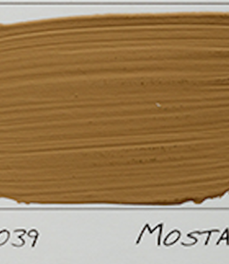 Carte Colori Kalkverf - Mostarda