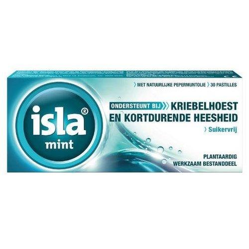 Isla Isla Mint keelpastille (30tb)
