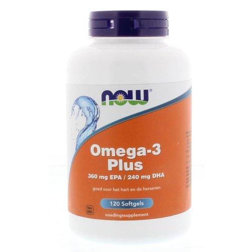 NOW NOW Omega-3 Basis 180 mg EPA 120 mg DHA (100sft)