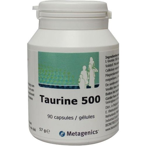 Metagenics Metagenics Taurine 500 (90ca)