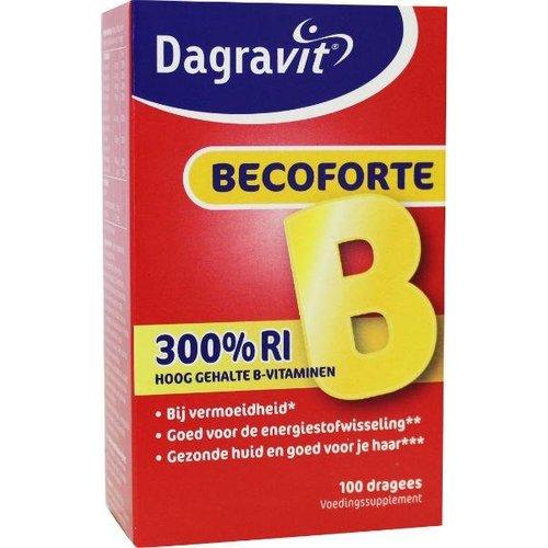 Dagravit Dagravit Becoforte (100drg)