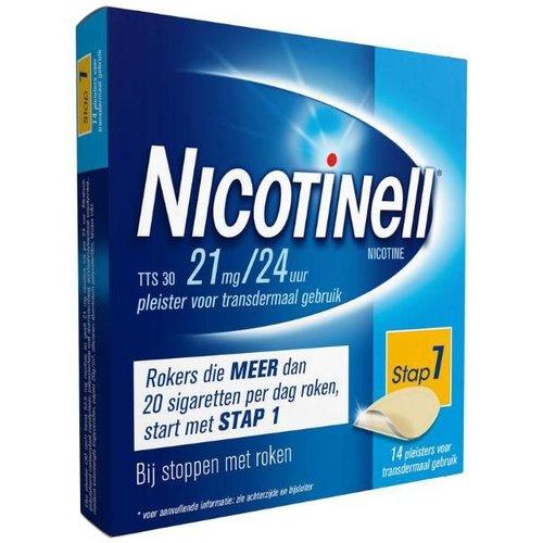 Nicotinell Nicotinell TTS30 21 mg (14st)