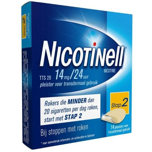 Nicotinell Nicotinell TTS20 14 mg (14st)