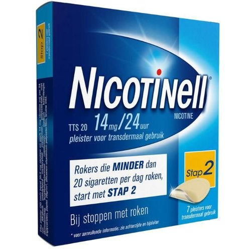 Nicotinell Nicotinell TTS20 14 mg (7st)