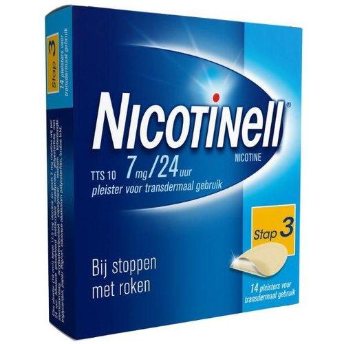Nicotinell Nicotinell TTS10 7 mg (14st)