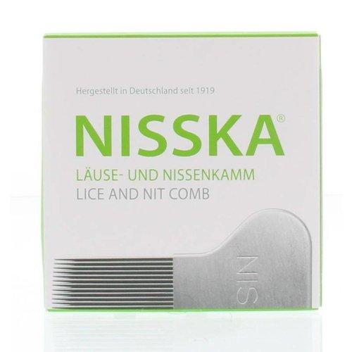 Nisska Nisska Haarkam anti-hoofdluis (1st)