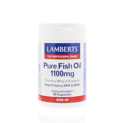 Lamberts Lamberts Pure visolie (60ca)