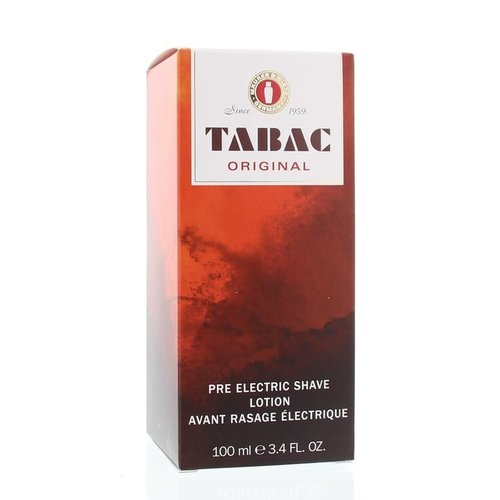Tabac Tabac Original pre electric shave splash (100ml)