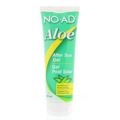Noad Noad Aftersun gel aloe vera tube (250ml)