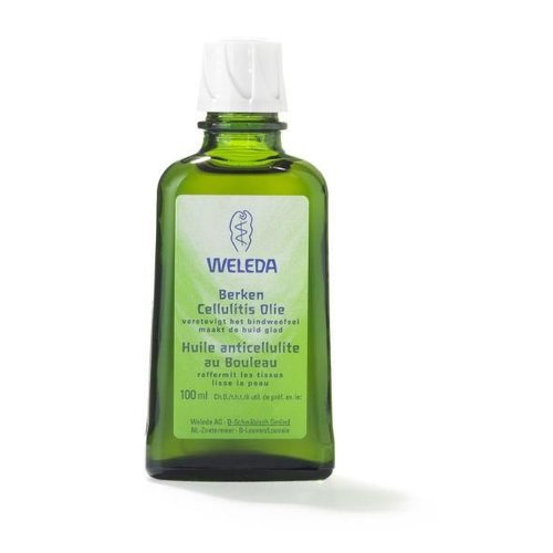 Weleda Weleda Berken cellulitis olie (100ml)
