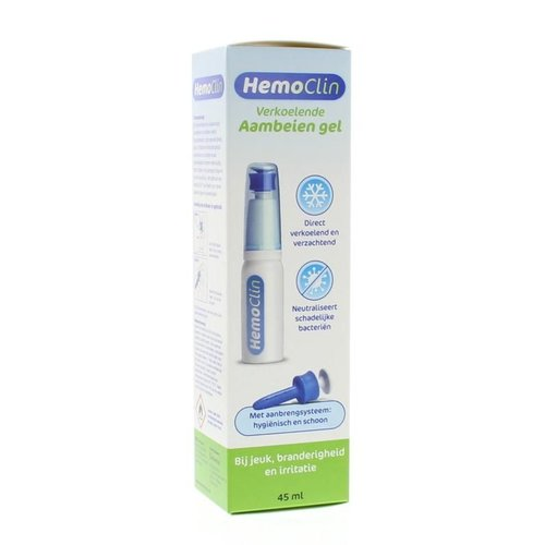 Hemoclin Aambeien Gel (45ml)