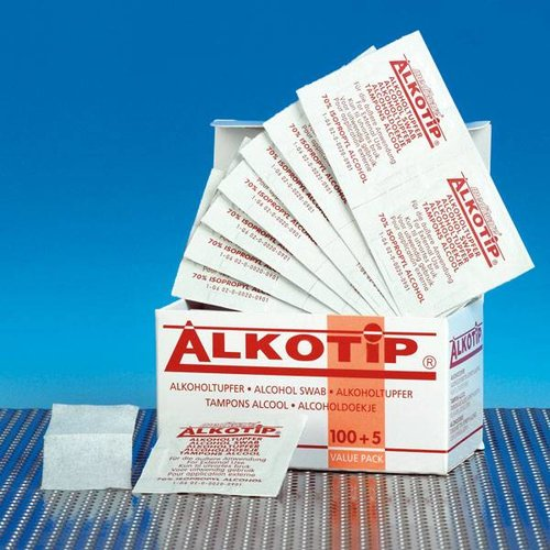 Alkotip Alkotip Alcoholdoekje alkotip (105st)