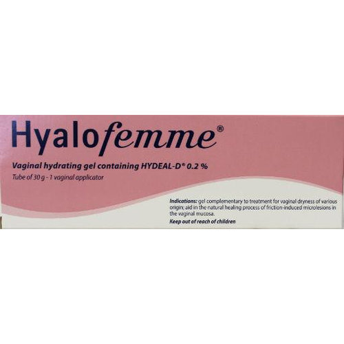 Memidis Pharma Memidis Pharma Hyalofemme vaginale gel (30g)