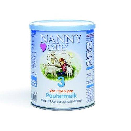 Nannycare Nannycare Nannycare peutergeitenmelk (400g)